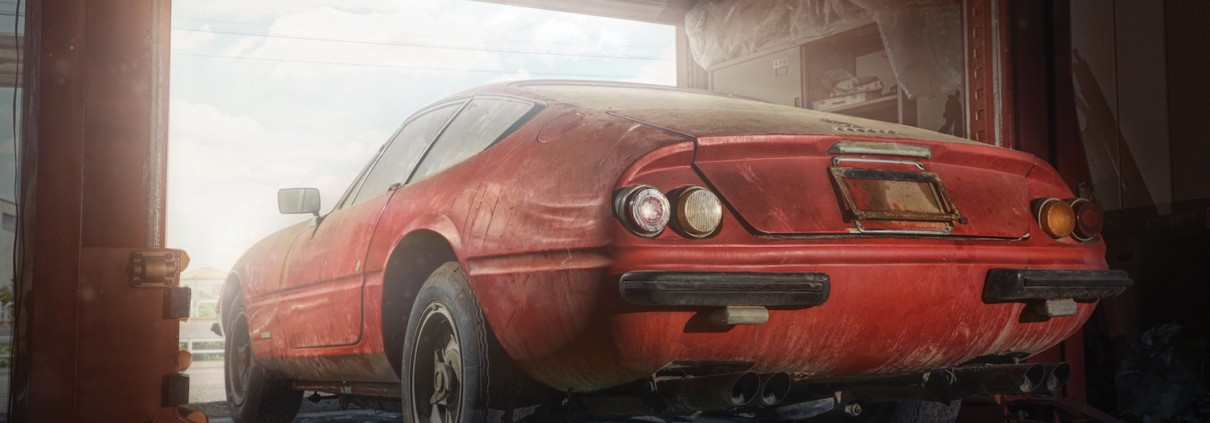 1969 Ferrari 365 GTB:4 Daytona Berlinetta Alloy by Scaglietti 2