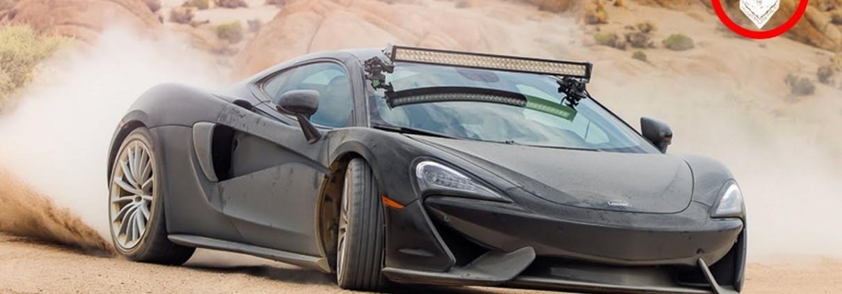 Off-Road McLaren 570 GTs