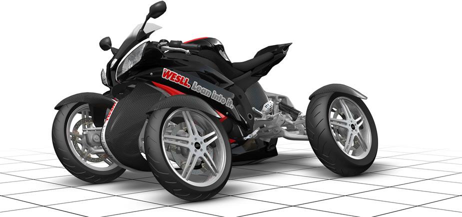 Kawasaki Quads Canada