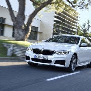BMW 6er Gran Turismo, 640i xDrive, Mineralweiß, M Sportpaket