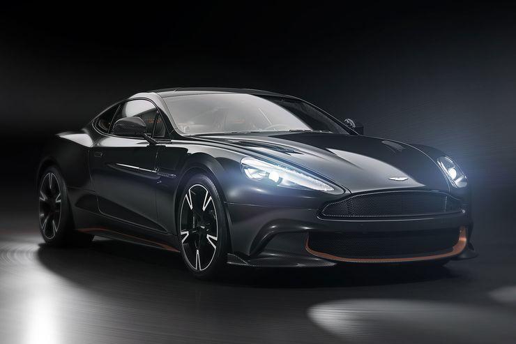 Aston Martin Vanquish S Ultimate Ciao Vanquish