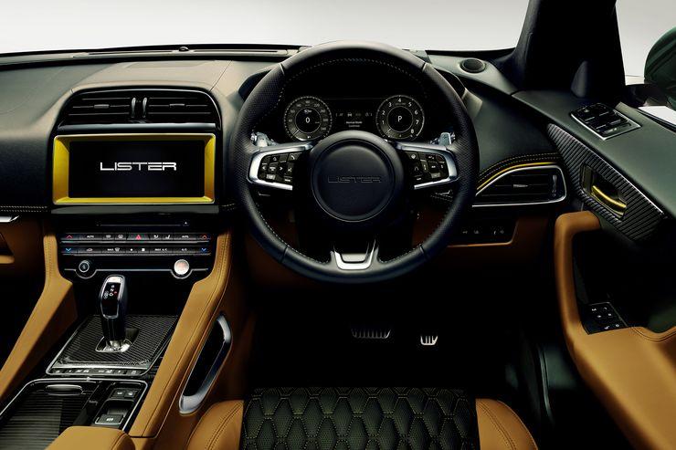 Jaguar f pace billig