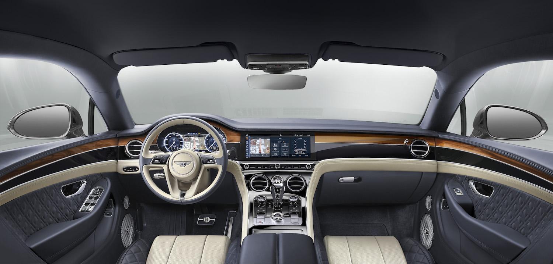 Bentley continental gt 2020 interior