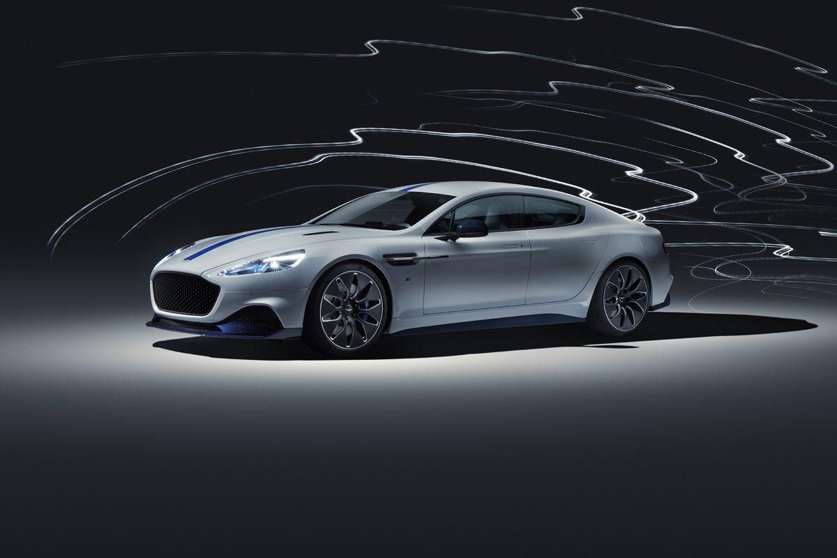 Aston Martin Baut Den Rapide E Wohl Doch Nicht
