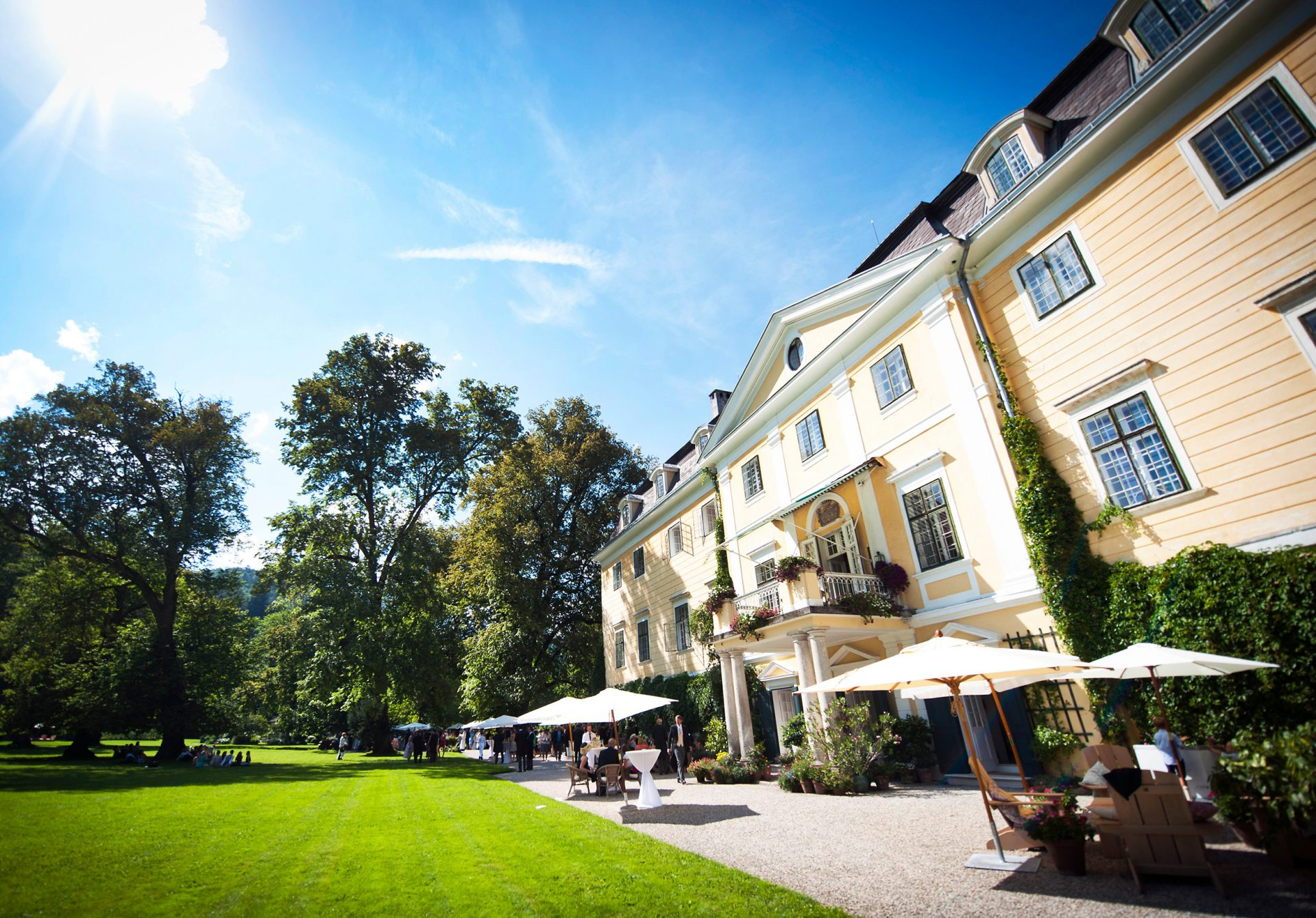 Schloss Gutenstein, Niederösterreich
